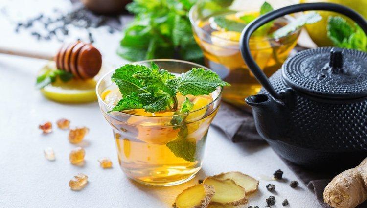 Las infusiones eliminan el hambre y aceleran el metabolismo