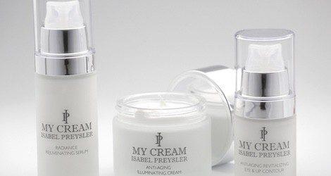 Cosméticos de 'My Cream' de Isabel Preysler