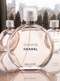 Chanel presenta su nuevo perfume 'Chance Eau Vive'