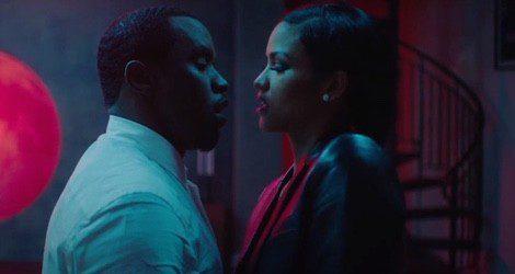 P Diddy y Cassie, la imagen de la sensualidad y la picardía en el spot del nuevo perfume 3AM