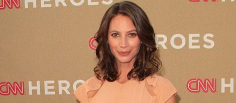 Christy Turlington ficha por Biotherm