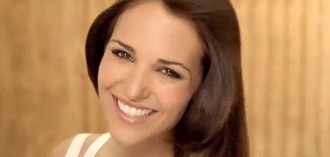 Paula Echevarría en un anuncio de Pantene