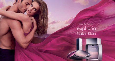 Natalia Vodianova vuelve a ser imagen de Calvin Klein con su nueva campaña
