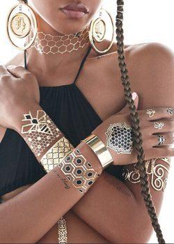'Flash Tattos', la nueva apuesta de Beyoncé