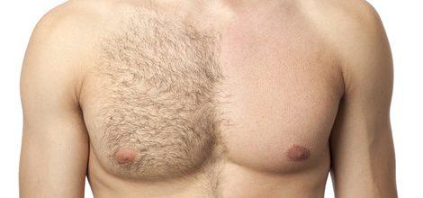 La depilación del vello púbico masculino puede realizarse desde casa o en centro de belleza