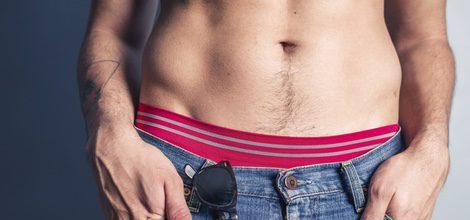 La depilación íntima masculina cada vez va cobrando más importancia