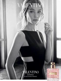 Àstrid Bergès-Frisbey, imagen de 'Valentino Donna'
