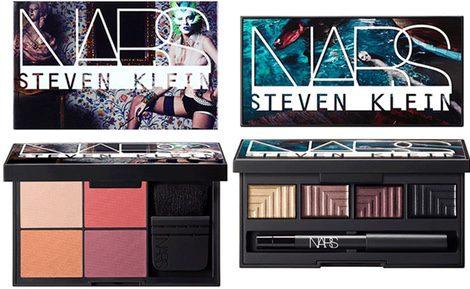 Paletas de sombras de ojos de Nars inspiradas en Steven Klein