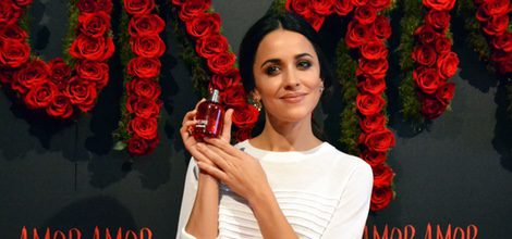 Macarena García, embajadora de 'Amor Amor' de Cacharel