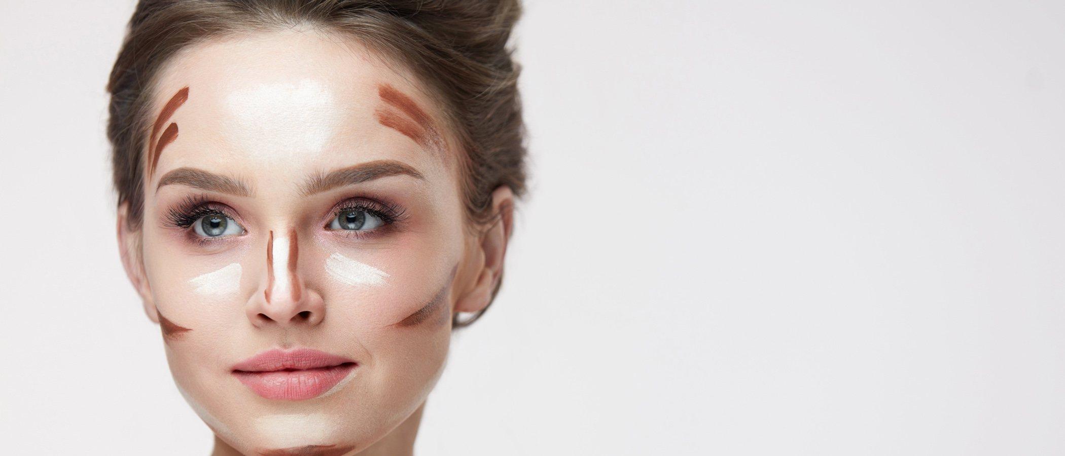El contouring permite cambiar la forma de tu rostro