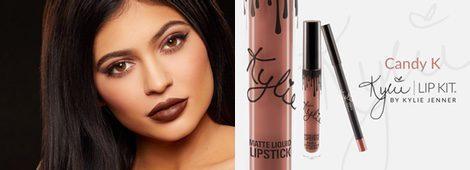 Kylie Jenner triunfa con su primera colección de labiales