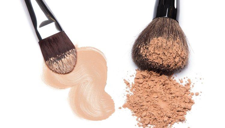 Según la forma de tu cara deberás aplicar los polvos de una forma u otra