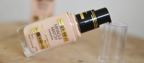 'Miracle Match Foundation' de Max Factor