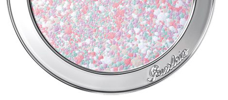 Polvos de perlas compactas 'Météorites Voyage'