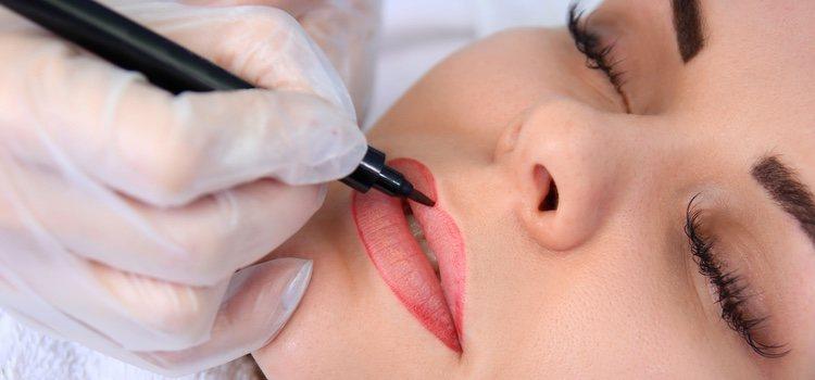 La micropigmentación en un tratamiento en el que de larga duración y que se basa en elementos naturales