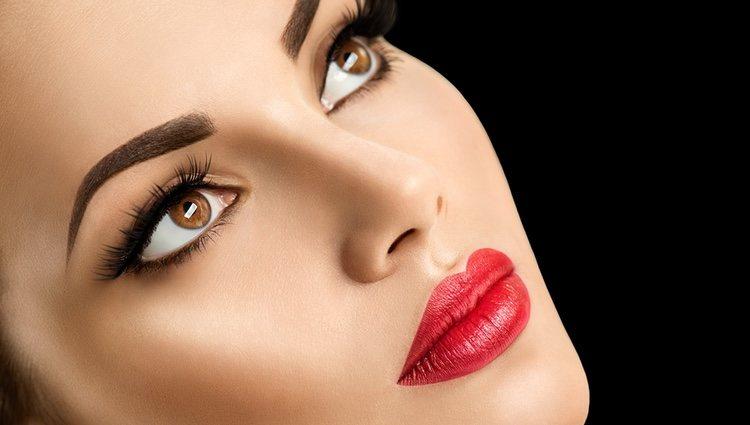Por San Valentín el labial rojo es una de las mejores apuestas