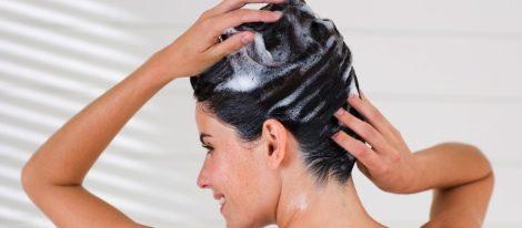 Mascarilla de huevo para cabello graso