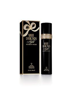 Frasco del perfume 'White Diamonds Night'