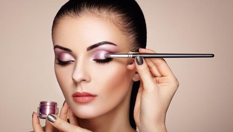 Utiliza maquillajes waterproof