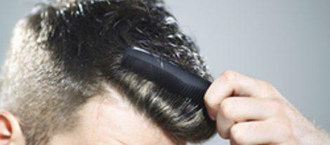 peinado degradado