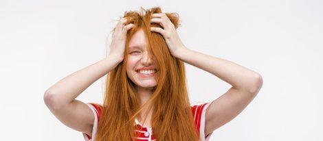 Cuidados para el pelo rojo