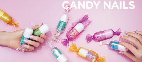 Los nuevos esmaltes de Kiko, 'Candy Nails'
