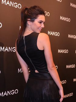 Kendall Jenner para Mango