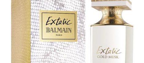 'Extatic Gold Musk', lo nuevo de Balmain