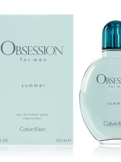 Obsession Summer for men