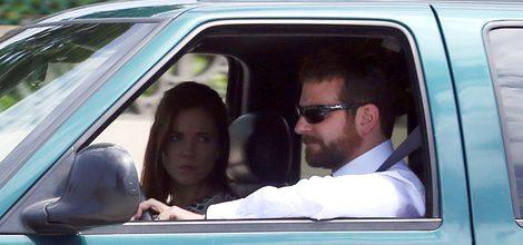 Bradley Cooper en la grabación de francotirador