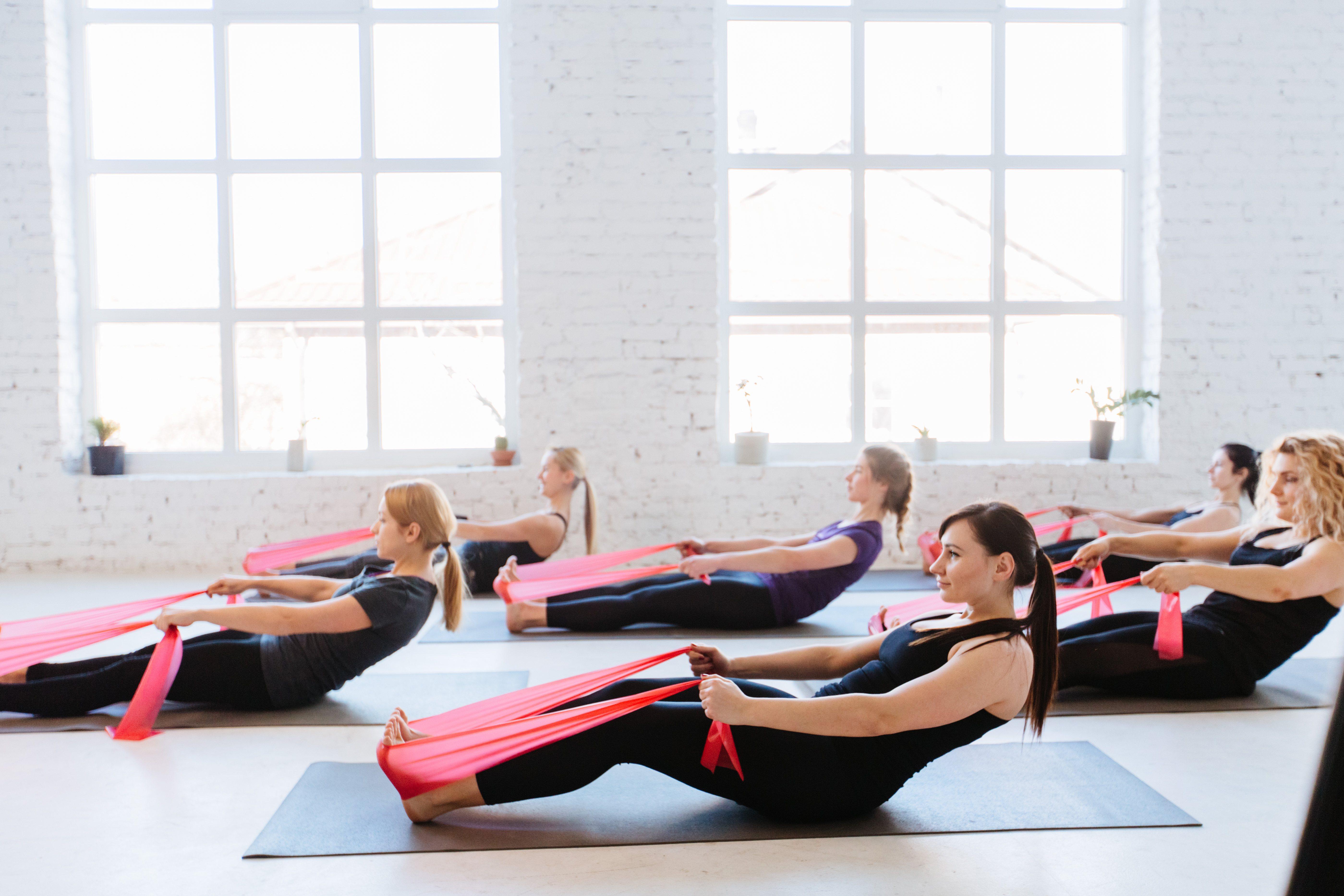 Ha tenido gran impacto en los ejercicios de pilates