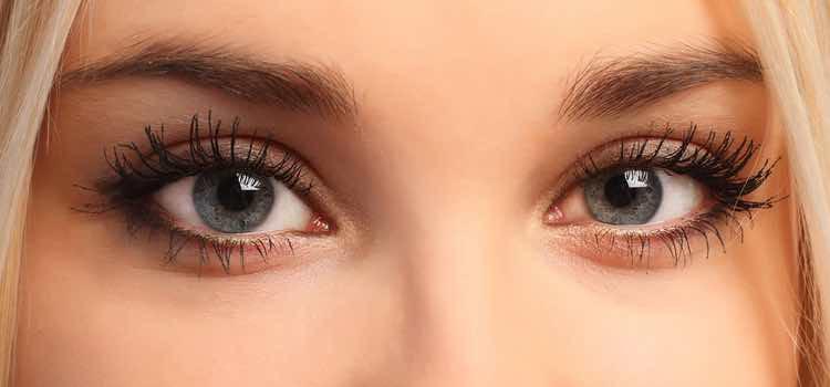 El color de tus ojos también influye