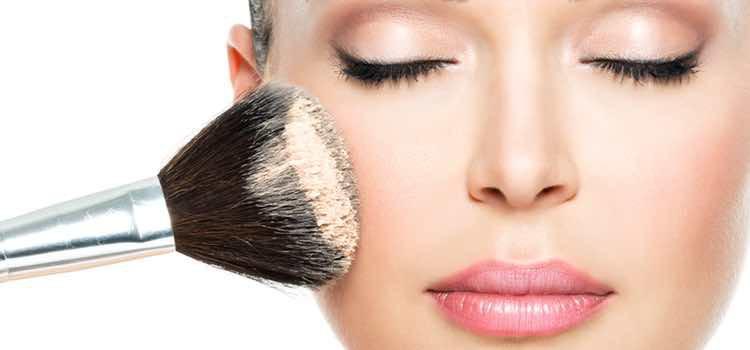 El maquillaje puede resultar fatal si lo aplicas sobre la ampolla
