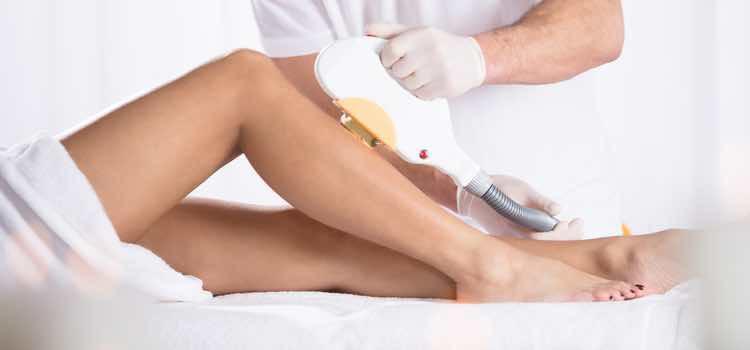 La depilación laser es buena en ciertas partes del cuerpo
