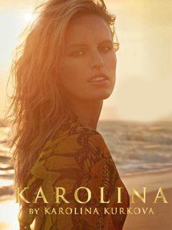 Campaña de Karolina bye Karolina Kurkova