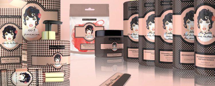 Nueva colección de perfumes y belleza de 'Dolores Promesas'