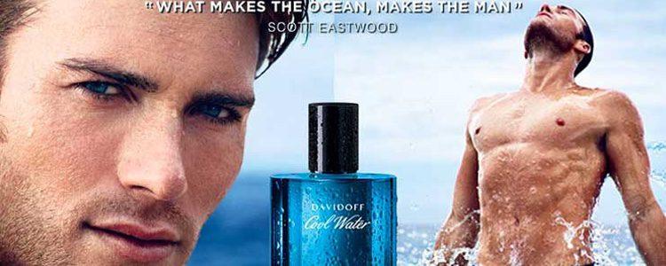 Campaña publicitaria de 'Cool Water' de Davidoff