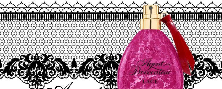'Agent Provocateur Signature Lace', el nuevo perfume de edición limitada de Agent Provocateur