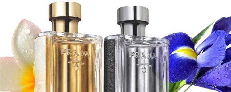Prada presenta sus dos nuevas fragancias: 'La Femme Prada' y 'L'Homme Prada'