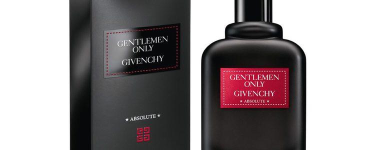 'Gentlemen Only Absolute', el nuevo aroma de Givenchy