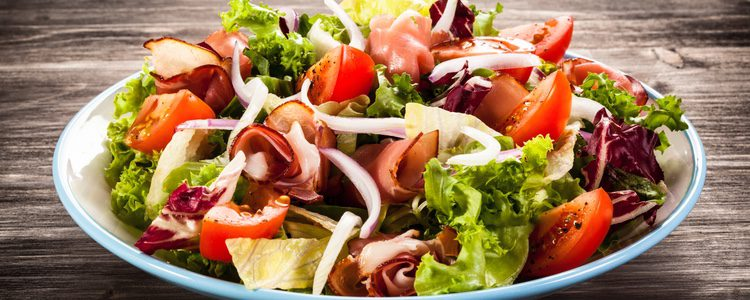 Por las noches es preferible que comas más verdura