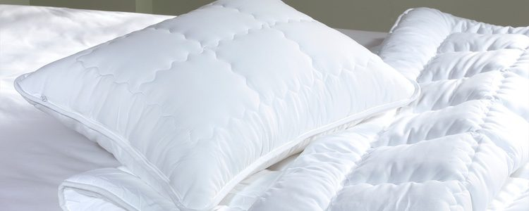 Utiliza una funda para tu almohada de seda