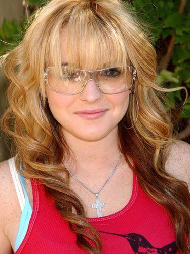 'LiLo' con pelo ondulado y gafas de sol