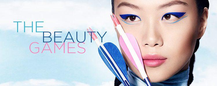 Imagen de campaña de la nueva colección 'The Beauty Games' de Kiko