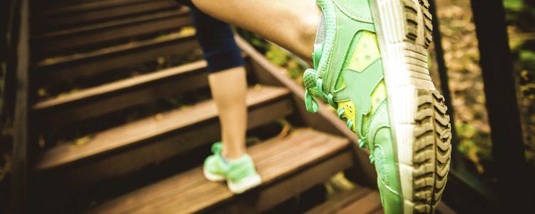 Caminar media hora es muy beneficioso para la salud