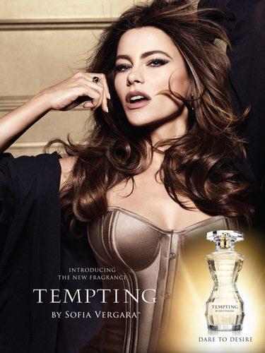 'Tempting', la cuarta fragancia de Sofia Vergara