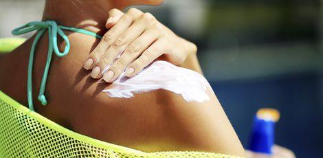 Cuida tu piel cuando te expongas al sol
