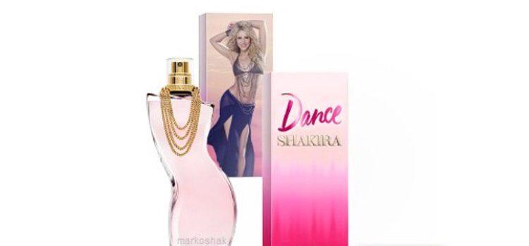 Shakira, la mejor embajadora de su perfume 'Dance'