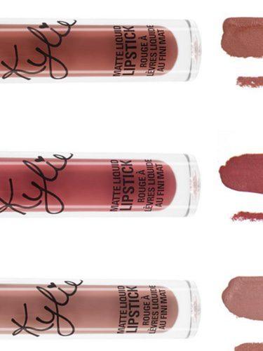 Nueva colección de labiales de Kylie Cosmetics