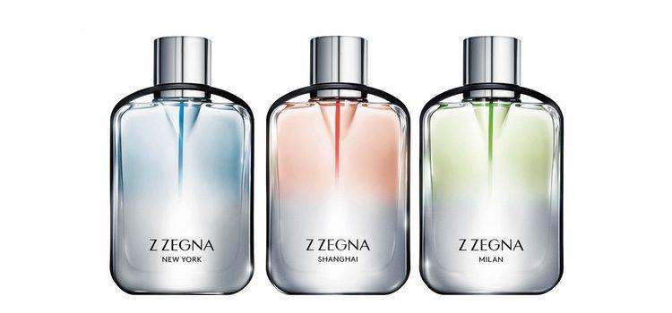 De izq a dch: 'Z Zegna Nueva York','Z Zegna Shanghai' y 'Z Zegna Milán'